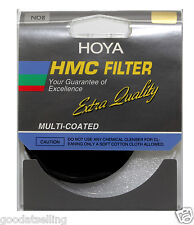 Genuine Japan Hoya HMC ND8 67mm Filter Neutral Density NDx8 Multi-Coated Filter
