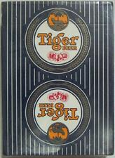 Tiger Beer Three Medals Playing Cards