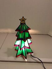 """Holiday Living Tiffany Accent Lamp 9.5"""""""