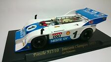 FLY A167 PORSCHE 917/10 CAMPEON INTERSERIE 1973 DESCATALOGADO
