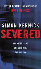 Severed: One night Stand-one dead Girl-one bad Day,GOOD Book