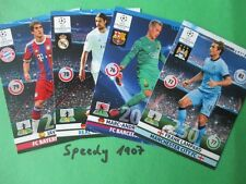 Champions League 2015 UPDATE alle 64 Base Cards Team Mates  Panini Adrenalyn 15