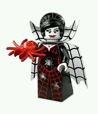 Lego Minifigures Series 14 Spider Lady