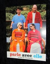 TALK TO HER Lobby Cards PEDRO ALMODOVAR  French Set of 8 stills