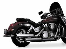 NATIONAL CYCLE PEACEMAKERS EXHAUST HON VTX1300R/S N41006 55-8137 562-11102