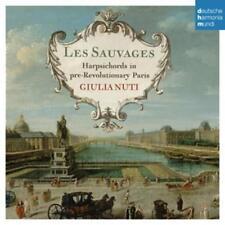 Giulia Nuti - Les Sauvages - Harpsichords in Paris