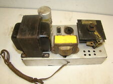 PC-8409   Tube type power supply home brew for Ham or Audio Tube Amp not sure