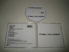 SYSTEM OF A DOWN/STEAL THIS ALBUM(COLUMBIA/COL 510248 2)CD ALBUM