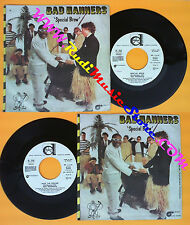 LP 45 7'' BAD MANNERS Special brew Ivor the engine 1980 italy PROMO no cd mc dvd