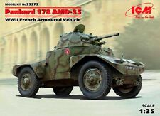 PANHARD 178 AMD-35 (FRENCH ARMY 1940 MARKINGS) 1/35 ICM