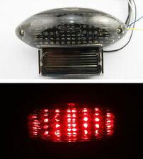 Smoke Integrated LED Tail Light For 2003-06 SUZUKI Katana 600/750 Free Shipping