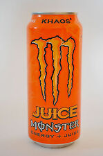 Monster Energy Drink Juice Khaos Dose Original USA Import Neu