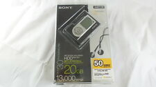 Rare Collectors Sony NW-HD3 Network Walkman 20GB Digital Music Player (Black)