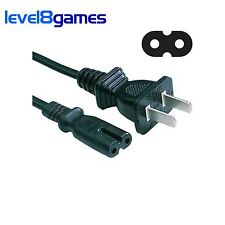 NEW US 5' AC Adapter Power Cable Cord for PS1 PS2 PS3 Slim PS4 Dreamcast XBOX