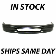 New Primered - Steel Front Bumper Face Bar For 1997 1998 Ford F150 2WD Truck