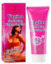 Vagina Shrinking Tightening Gel Safe Cream Natural Sex Enhancement for women