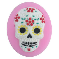 Sweet Spirits Cookie Cutters Sugar Skull DIY Silicone Fondant Mould Cake Decor