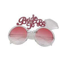 Bride to Be Glasses Hen's Night Party Supplies Bachelorette Accessories