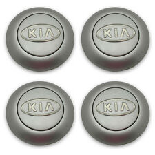 SET OF 4- FREE SHIPPING 06-12 Kia Sedona 52960-4D100 Wheel Center Caps Hubcaps
