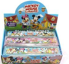 Wholesale 60 pcs/lot mickey Cute cartoon ruler 15cm straight ruler students gift