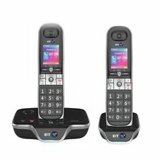 BT 8600 Twin Digital Cordless Answerphone With One Touch Advanced Call Blocker