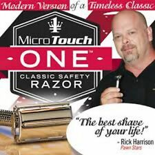 Microtouch One Razor - A Modern Version of a Timeless Classic - Micro Touch One