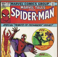 The Amazing Spider-Man #8 Reprint in Marvel Tales #145 from Nov.1982 in VF