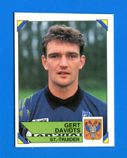 FOOTBALL 95 BELGIO Panini - Figurina-Sticker n. 348 - G. DAVIDTS - TRUIDEN -New