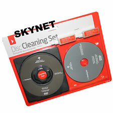 Laser Lente Cd Cleaner Kit De Limpieza Para Dvd Cd Disco Ps2 Ps3 Xbox 360 una Consolas