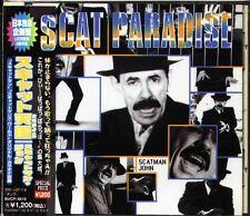 SCATMAN JOHN - SCAT PARADISE - Japan CD - 6Tracks OBI