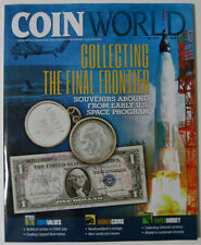 COIN WORLD Magazine May 2013 - Collecting The Final Frontier