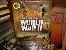 THE HIDDEN TRUTH 0F WORLD WAR 2,3 DVD SET