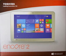 Toshiba Satin Gold Encore 2 32GB Tablet (WT10-A32)