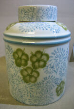 Chinese radiance homeware lidded ginger jar