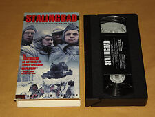 1993 STALINGRAD WAR MOVIE WWII   VHS VIDEO