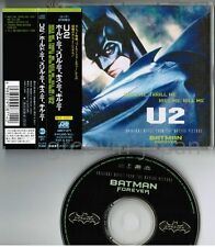 "U2 Hold Me,Thrill Me, Kiss Me, Kill Me JAPAN 5"" MAXI CD AMCY-871  w/OBI Free S&H"