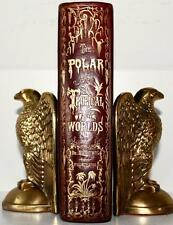 1875 POLAR AND TROPICAL WORLDS ARCTIC EXPLORATION WHALING CAPTAIN COOK SIBERIA