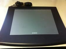 Used - Good Wacom Intuos2 6x8 Serial Tablet & S/W with Intuos2 Grip Pen