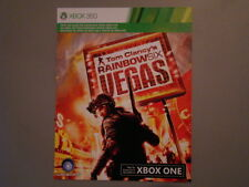 XB360 RAINBOW SIX: VEGAS (2006) XBOX ONE Game MICROSOFT Digital Download Card