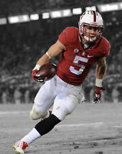 Stanford CHRISTIAN MCCAFFREY Glossy 8x10 Spotlight Photo College Print Poster