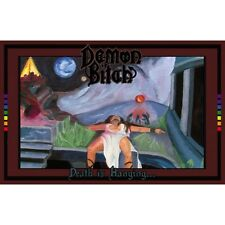 DEMON BITCH - Death is Hanging (US METAL*LIM.ED.TAPE*CIRITH UNGOL*M.FATE*B.TIME)
