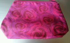 MAKEUP BAG RED & Purple Roses by Lancome
