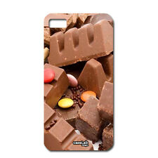 CUSTODIA COVER CASE BARRETTE DI CIOCCOLATO DOLCI SWEET PER iPHONE 6 4.7""