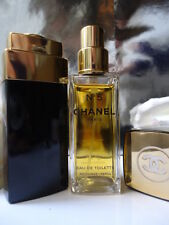 CHANEL No5 EDT 50ml PRE REFORMULATION 2009 REFILLABLE BLACK CASE NEW BUT NO BOX