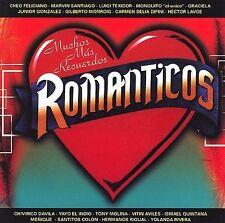 Romanticos Muchos Mas Recuerdos, Various Artists, Acceptable