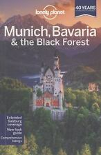 Lonely Planet Munich, Bavaria & the Black Forest (Travel Guide)-ExLibrary