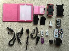 Cell phone, Sony PSP stuff for sale (car chargers, cases, car mount)