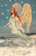 New Year's Wish, Flying Angel Pixie, Winter Night Stars, The Milton