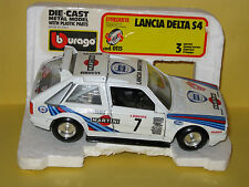 BURAGO 0115 1/24 - LANCIA DELTA S4 - GOOD BOXED CONDITION