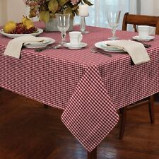 Gingham Check Kitchen Curtains 5 Great Colours All Size & Great Value For Money